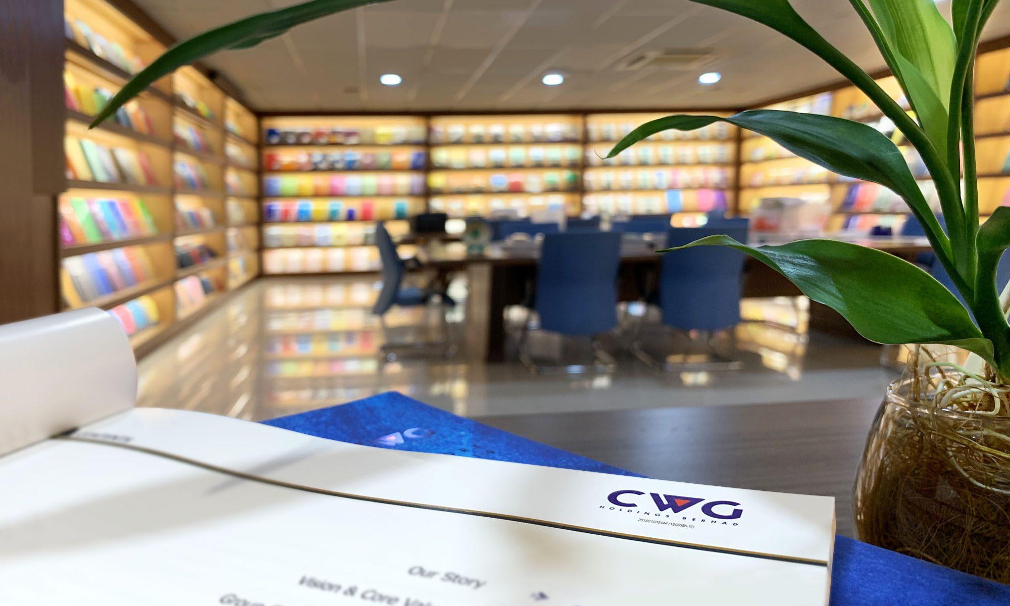 CWG Holdings Berhad